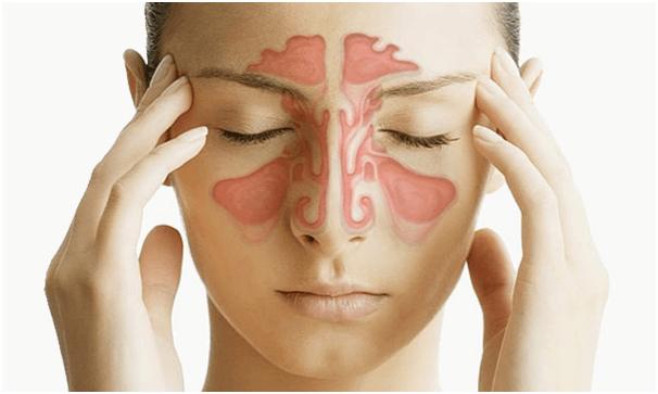 Tratamento para sinusite